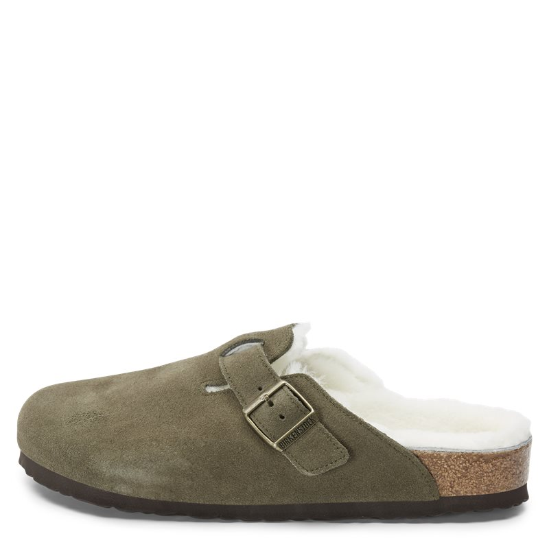 Image of   Birkenstock 1012248 Sko Forest Green